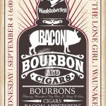Bacon Bourbon Cigars