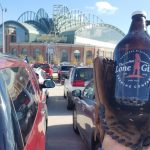 Miller Park Lone Girl Growler