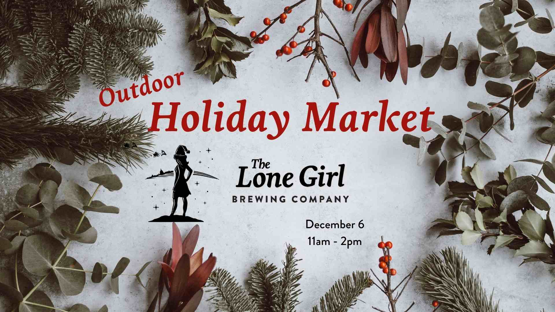 Holiday Market event